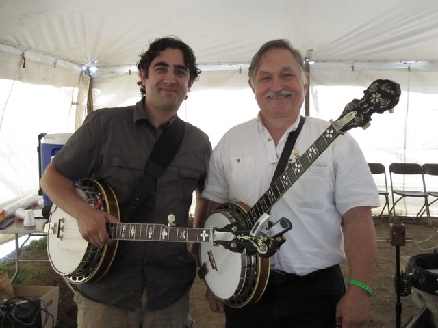 MBOTMA 2011 - Backstage with Bob Black