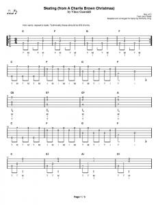 Banjo Tab for
