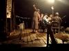 Sioux River Folk Fest - Foghorn Stringband from backstage